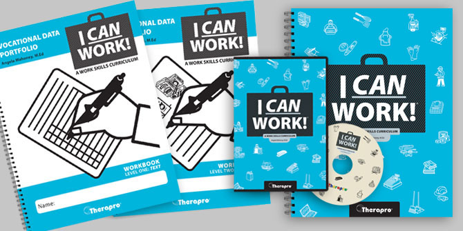I Can Work package